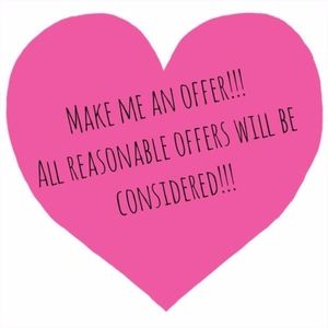 Make me an offer.